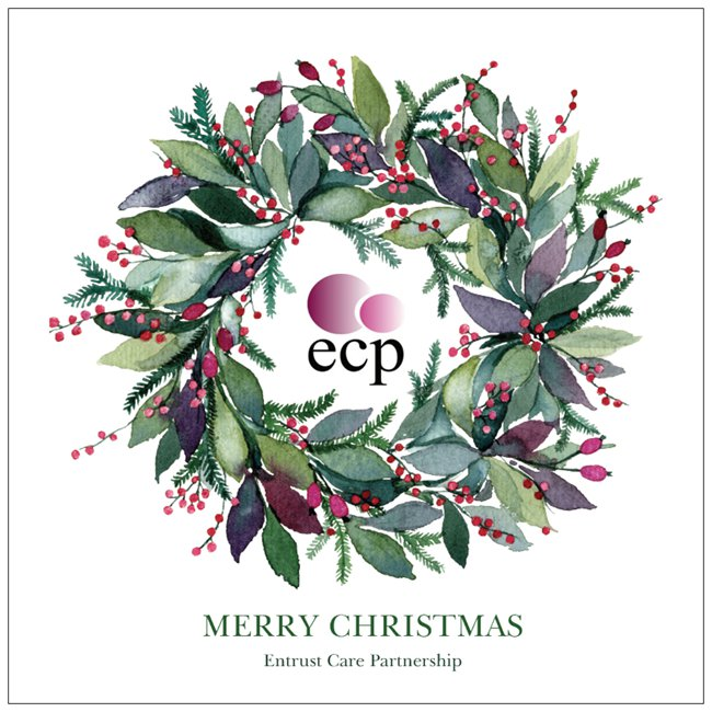 Merry Christmas from Entrust Care Partnership