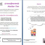 Grandparents Matter Too LEAFLET PIC