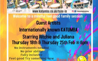 Katumba for Half Term!