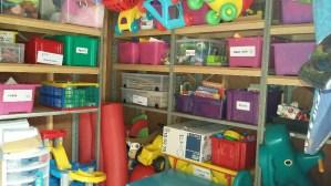 Tidy-shelves